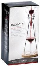 Decantus Connoisseur, an innovative wine decanting system available from Valentinos International Wholesaling Inc, headquartered in Kelowna, British Columbia